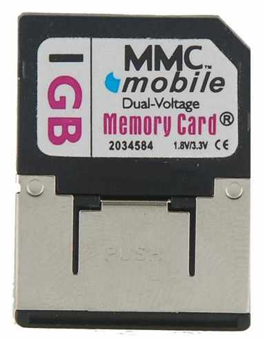 MultiMedia Card 1Gb